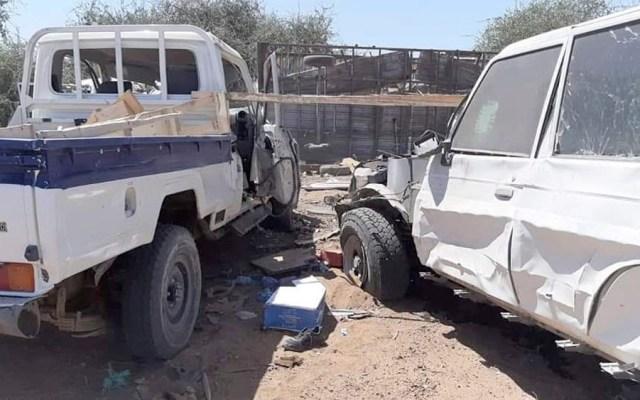 Ataque con coche bomba deja tres muertos y 20 heridos en Somalia - Ataque con coche bomba deja tres muertos y 20 heridos en Somalia