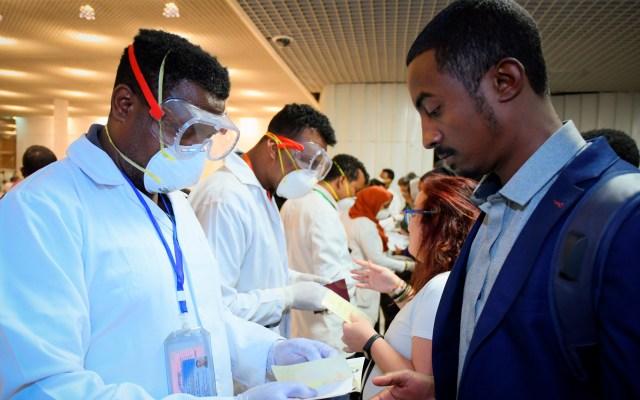 Detectan el primer caso de coronavirus en el oeste de EE.UU. - Foto de EFE