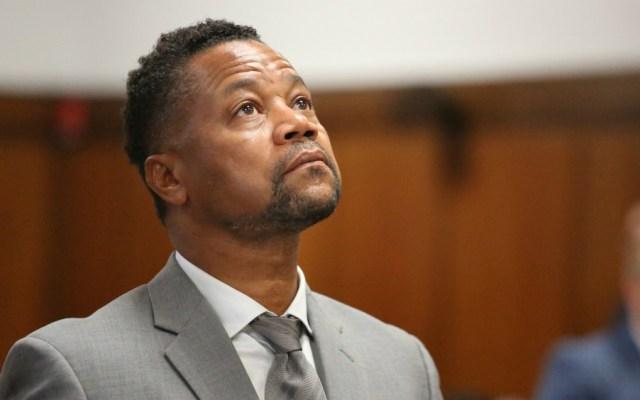 Juez fija inicio del juicio contra Cuba Gooding Jr. para el 21 de abril - Foto de EFE