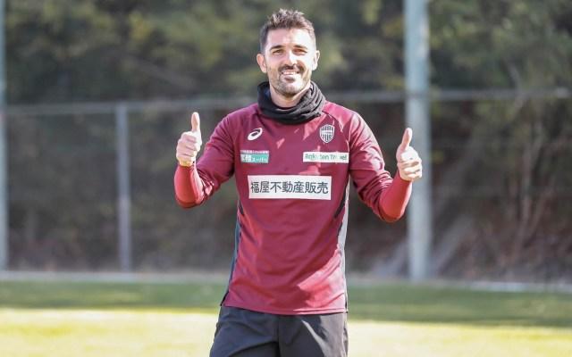 David Villa se retira como campeón con el Vissel Kobe de Japón - David Villa retiro