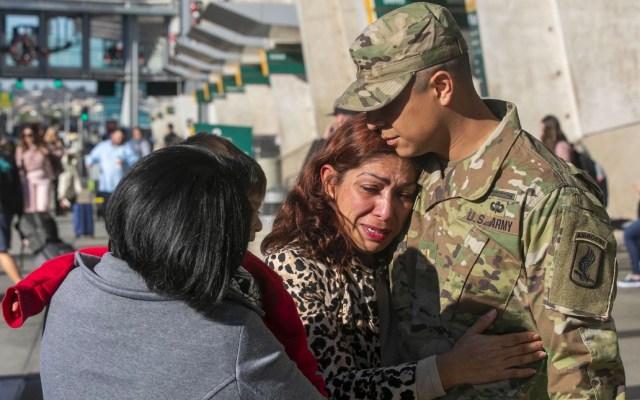 Deportan a madre mexicana de teniente del ejército estadounidense - Deportan a madre mexicana de un teniente del ejército estadounidense
