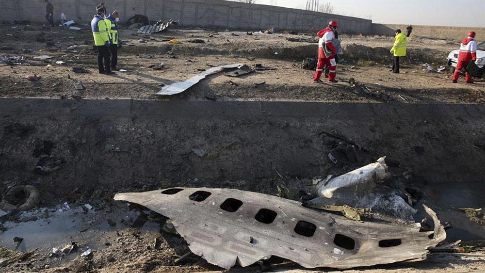 Descartan ataque terrorista en accidente aéreo en Irán - Descartan ataque terrorista en accidente aéreo en Irán
