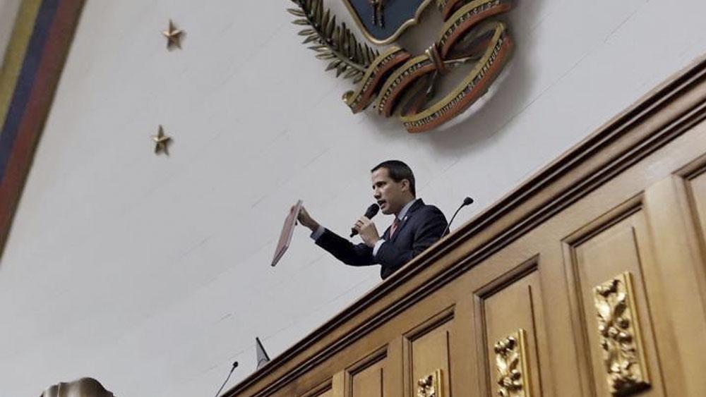 Ecuador reitera apoyo a Guaidó en reelección de Parlamento venezolano - Ecuador reitera apoyo a Guaidó en reelección de Parlamento venezolano