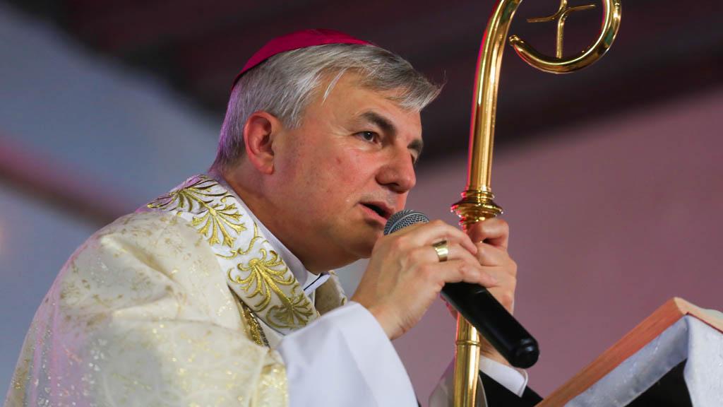 Papa acepta renuncia de obispo por agotamiento en Río de Janeiro - Edney Gouvêa Mattoso obispo