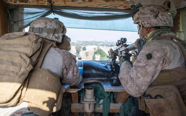 EE.UU. niega ataque aéreo en Bagdad tras asesinato de Soleimani - EE.UU. niega ataque aéreo en Bagdad tras asesinato de Soleimani