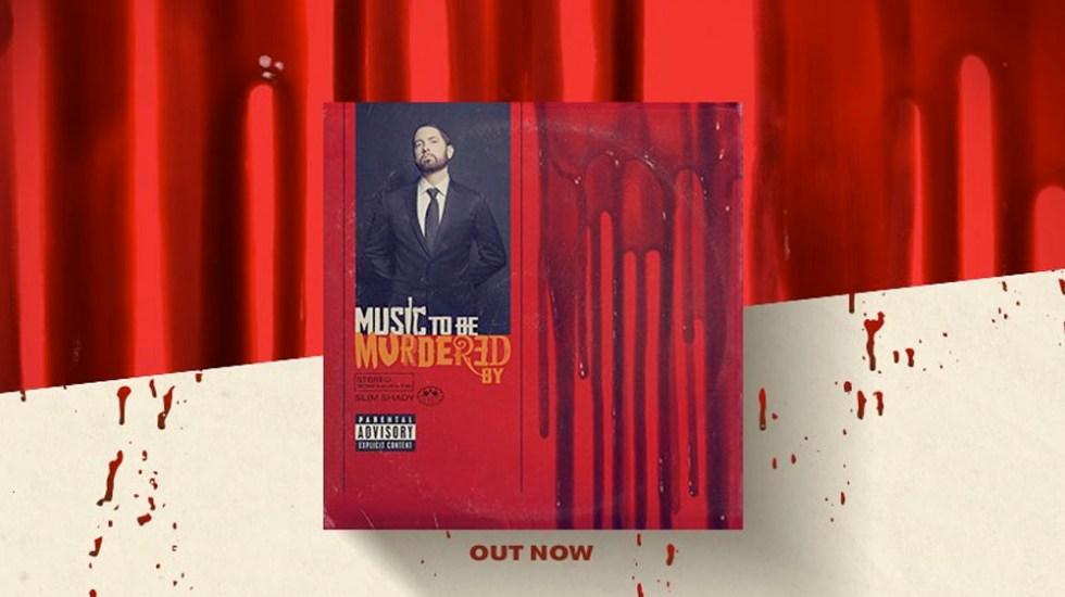 Eminem lanza nuevo disco sorpresa; se compara con terrorista de Manchester - Eminem lanza Music To Be Murdered By
