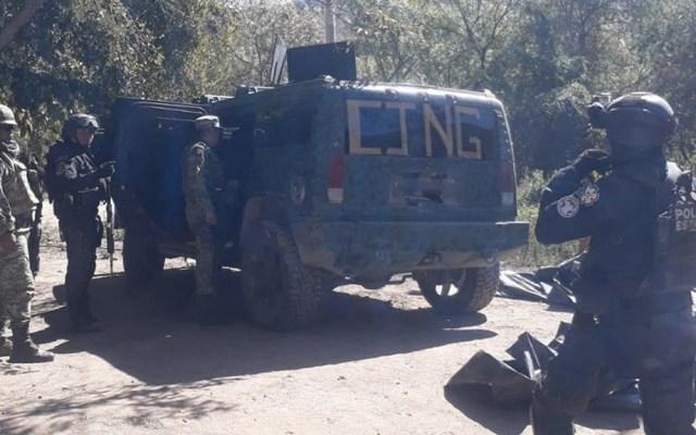 Enfrentamientos entre civiles armados en Zirándaro, Guerrero - Enfrentamiento Guerrero