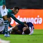 #Video Eugenio Pizzuto sufre grave lesión en su debut en Primera División