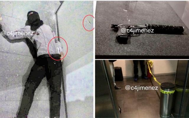 FGJ investiga balacera que dejó tres muertos en edificio de Miguel Hidalgo - FGJ investiga balacera que dejó tres muertos en edificio de Miguel Hidalgo