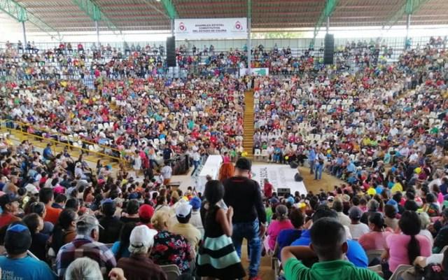 Fuerza Social por México logra asambleas necesarias para convertirse en partido político - Fuerza Social Por México asamblea