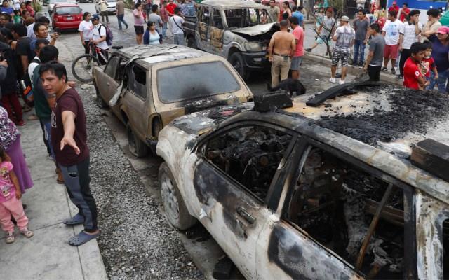 Sube a 14 muertos por deflagración de gas en Lima, Perú - Sube a 14 muertos por deflagración de gas en Lima, Perú