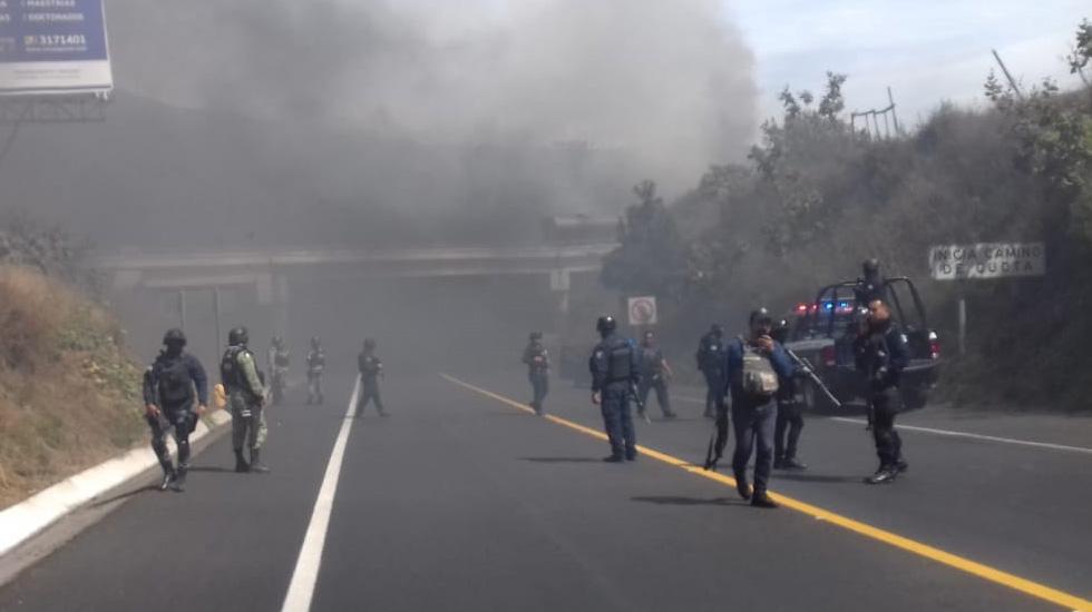 Detienen en Uruapan a 'El Vocho', presunto líder de Los Viagra - Uruapan, Michoacán