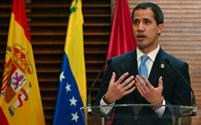 """""""Vamos a hacer todo lo necesario para enfrentar esta dictadura"""", afirmó Guaidó desde España - Juan Guaidó afirmó que el reconocimiento que recibió en Madrid muestra"""