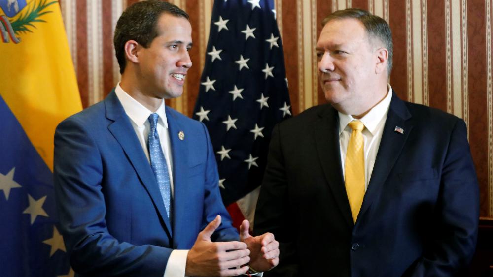 EE.UU. y sus aliados se unen contra el terrorismo apoyado por régimen de Maduro - Foto de EFE
