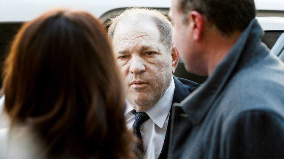 Weinstein se inyectó sustancia para erección antes de violación, aseguró Fiscalía - Foto de EFE