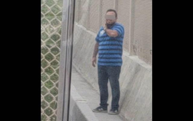 Sujeto se suicida en cruce fronterizo de Reynosa-Pharr - Hombre suicida cruce fronterizo Reynosa-Pharr 3