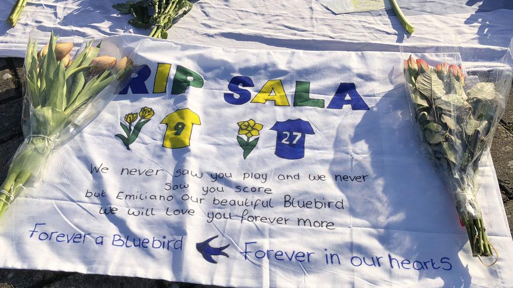 Homenajes a Emiliano Sala a un año de su muerte - Homenajes a Emiliano Sala a un año de su muerte
