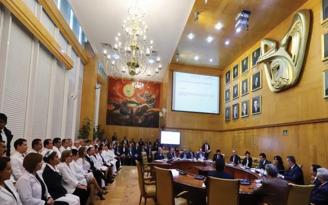 IMSS e ISSSTE encabezan denuncias por actos de corrupción - Foto de Notimex