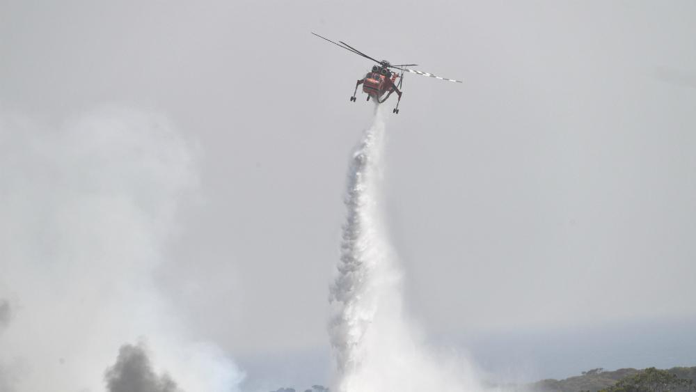 Australia extiende el estado de desastre en las zonas afectadas por incendios - Foto de EFE
