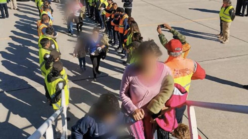 Solicitan a INM informe sobre extranjeros retornados de EE.UU. a México