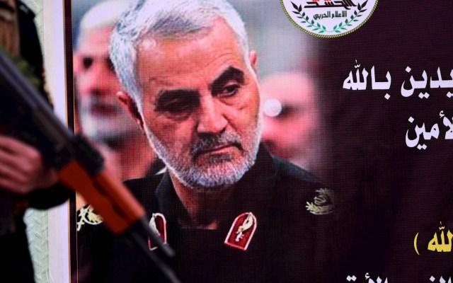 Irán responde por la muerte del general Soleimaní; Trump dará mensaje este miércoles - Irán Qasem Soleimani