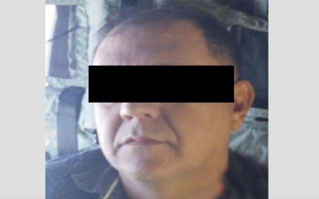 Detienen en Sinaloa a sobrino de Rafael Caro Quintero - Foto de FGR