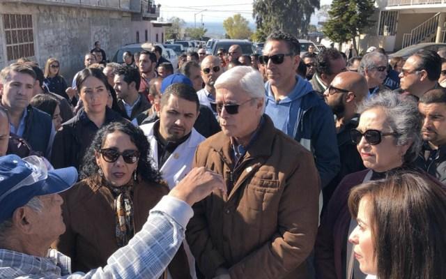 """Jaime Bonilla reitera que no hay """"vacas sagradas"""" en su gobierno - Jaime Bonilla Baja California 06012019"""