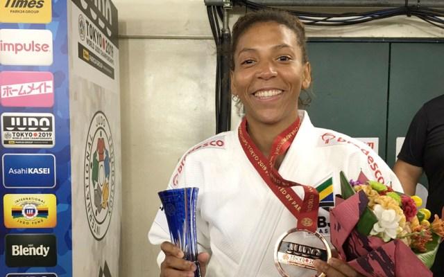 Judoca brasileña Rafaela Silva se perdería Tokio 2020 por dopaje - Judoca brasileña Rafaela Silva se perderá Tokio 2020 por dopaje