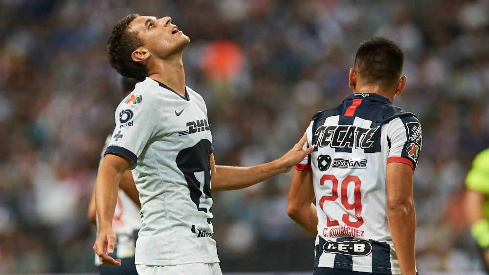 Pumas oficializa sus bajas para el Clausura 2020 - Foto de Mexsport