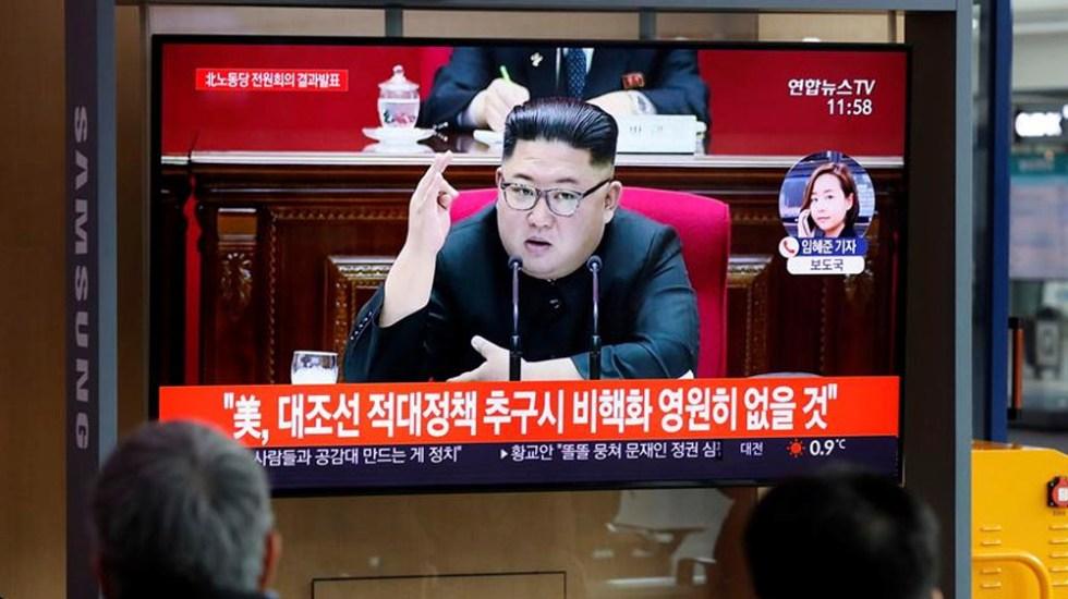"Kim Jong-un amenaza con probar ""nueva arma estratégica"" - Kim Jong-un amenaza con probar nueva arma estratégica"