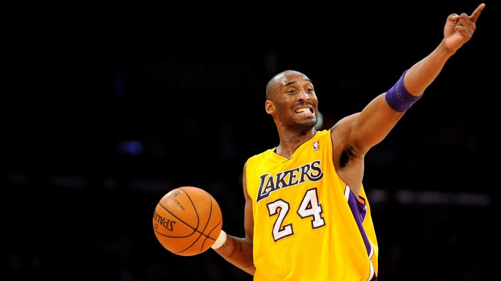 Murió la leyenda de la NBA, Kobe Bryant, en un accidente de helicóptero