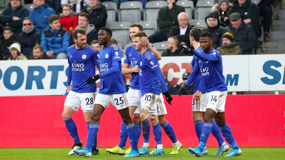 Leicester City derrota en casa al Newcastle - Leicester City derrota en casa al Newcastle