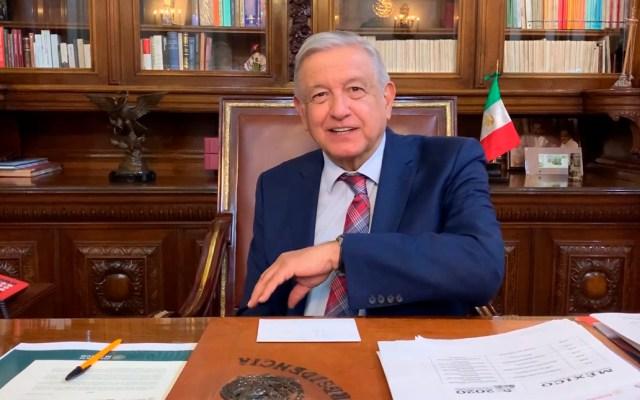 López Obrador celebra aprobación del T-MEC en Senado de EE.UU. - Captura de pantalla