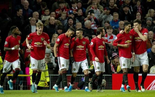 Manchester United vence al Norwich y se acerca a puestos de Champions - Manchester United vence al Norwich y se acerca a puestos de Champions