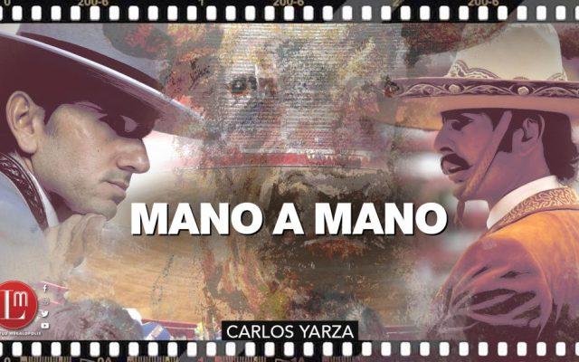 Mano a mano: Diego Ventura, y Emiliano Gamero