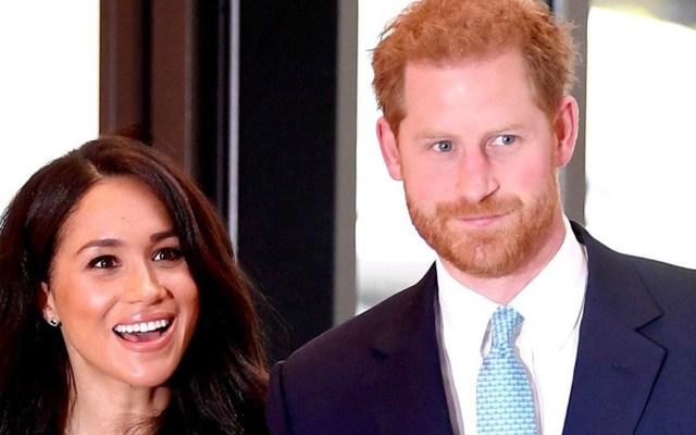 Harry y Megan ya no serán miembros activos de la familia real: Buckingham - Meghan Markle y el príncipe Harry. Foto de @sussexroyal