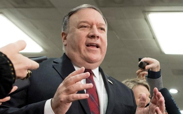 Pompeo exige al Consejo de Seguridad extender el embargo de armas a Irán - Foto de EFE