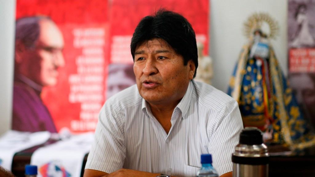 Gobierno interino de Bolivia niega persecución política contra Evo Morales - Evo Morales Ayma