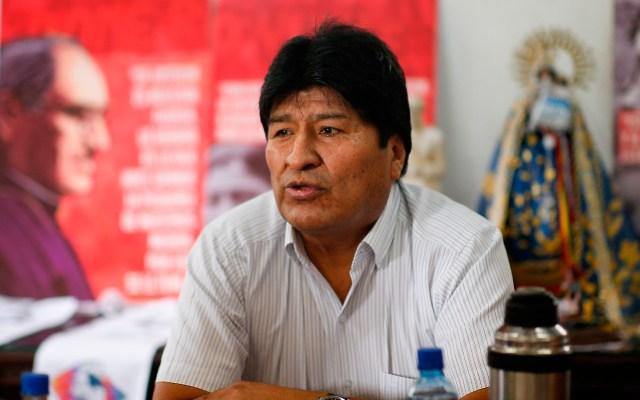 Evo Morales considera 'vergüenza' que Bolivia investigue a Iglesias y Zapatero - Evo Morales Ayma
