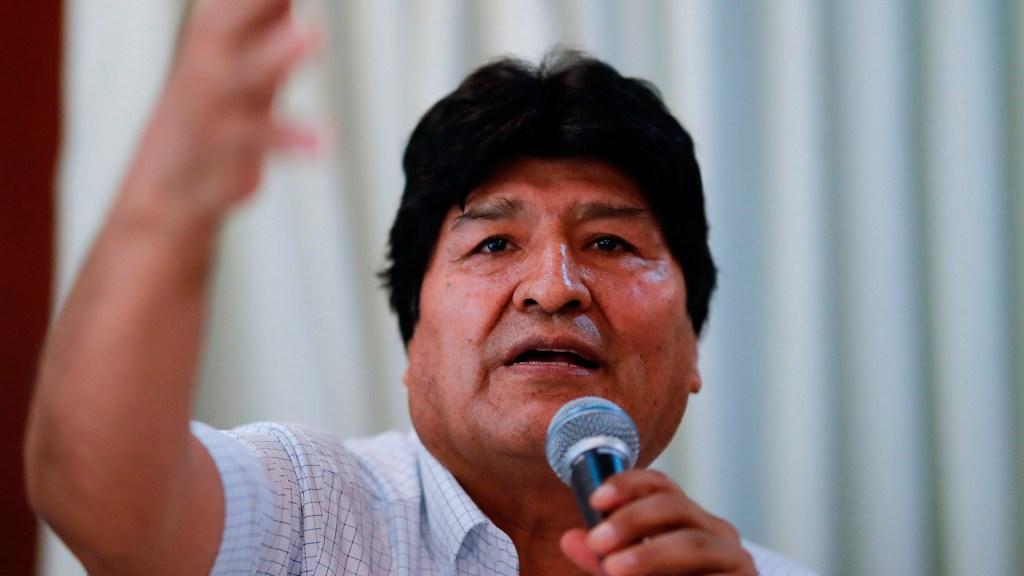 Evo Morales podría contender por escaño en Asamblea Legislativa de Bolivia - Evo Morales Ayma. Foto de EFE