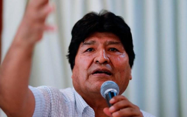 """Evo Morales califica como """"atentado a la democracia"""" su inhabilitación como candidato a senador - Evo Morales Ayma. Foto de EFE"""