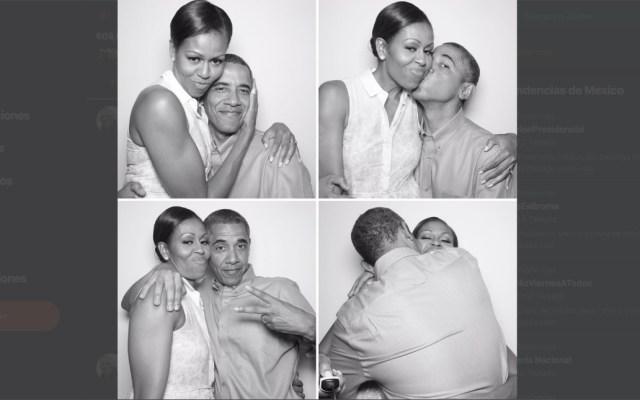 Obama felicita a Michelle por su cumpleaños 56 con romántica publicación - Obama felicita a Michelle por su cumpleaños 56 con romántica publicación en redes sociales