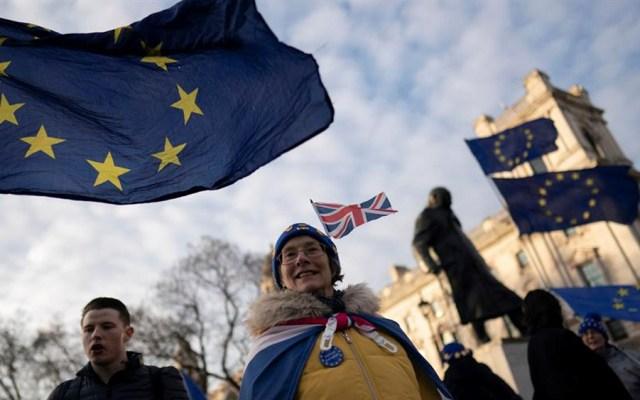 Parlamento Europeo ratifica acuerdo del Brexit - Parlamento Europeo ratifica acuerdo del Brexit; Reino Unido saldrá de la UE el 1 de febrero