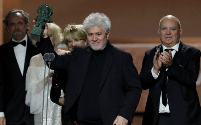 'Dolor y gloria' triunfa en los Goya con siete premios - Foto de EFW