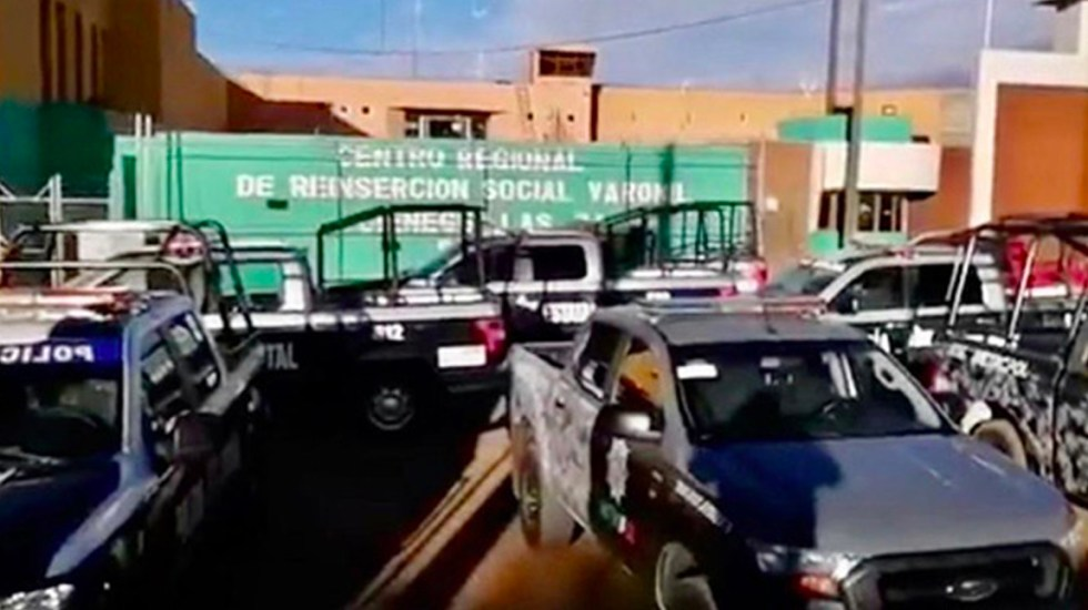 Riña en penal de Zacatecas deja al menos 16 muertos - Riña en penal de Zacatecas deja al menos 16 muertos