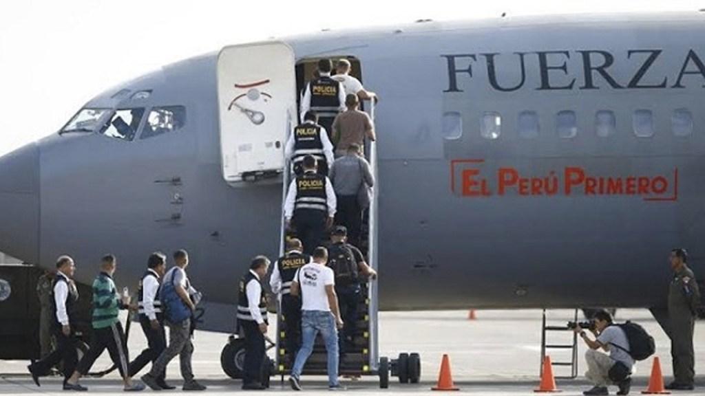 Perú expulsa a 131 venezolanos implicados en delitos - Foto de Andina