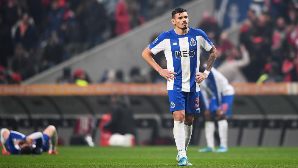 A Porto y 'Tecatito' Corona se les escapó la Copa de la Liga - Foto de EFE
