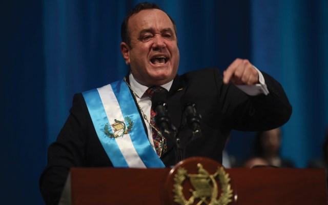 """Venezuela califica a gobierno de Guatemala como """"chiste de mal gusto"""" - Foto de EFE"""