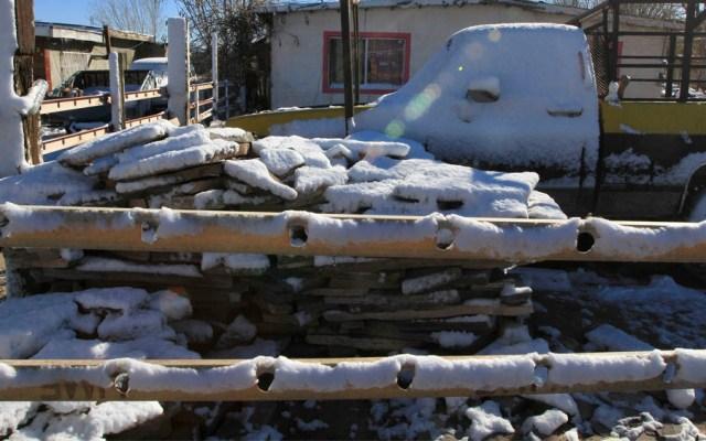 Prevén temperaturas de 10 grados bajo cero en Chihuahua y Durango - Prevén temperaturas de 10 grados bajo cero en Chihuahua y Durango
