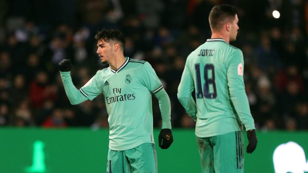 Real Madrid cumple y avanza a octavos de final en Copa del Rey - Foto de EFE
